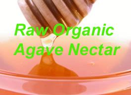 Raw Organic Agave Nectar 500ml - Click Image to Close
